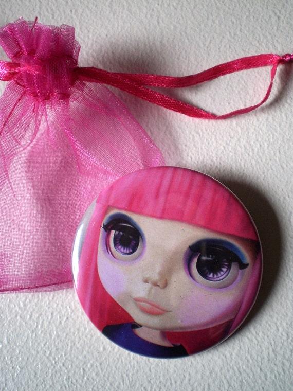 Blythe Doll - Pocket Mirror