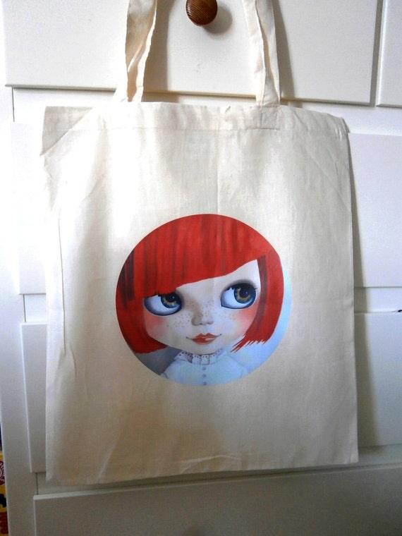 Blythe Doll kawaii Tote Bag