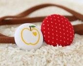 Apple Harvest - headband
