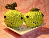 Amigurumi What A Grape Couple (Green)