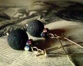 Lava Luxe earring