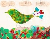 Lovebird PRINT