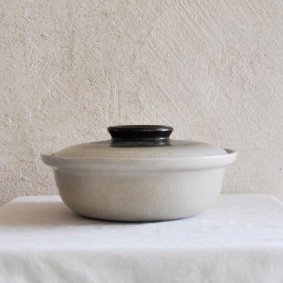 Heath Ceramics casserole sea & sand 1.5 qt