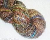 Courtin' Time Art Yarn - 254 yards - Handspun - Single-Ply - Knitting - Crochet - Fiber Arts, etc.