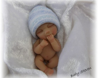 OOAK   Create Your Own   Hand Sculpt Baby...special...Newborn..