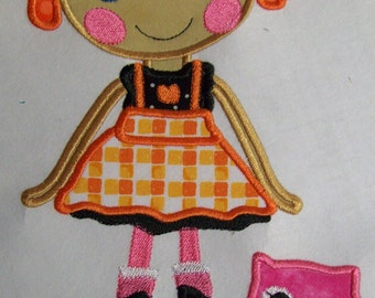 Iron On Applique - Doll 879523200D