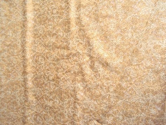 Cream Tan Blender Fabric - Persia - 1.5 yds