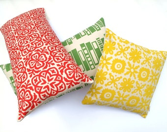 Moroccan Tile Screen Printed Cushion