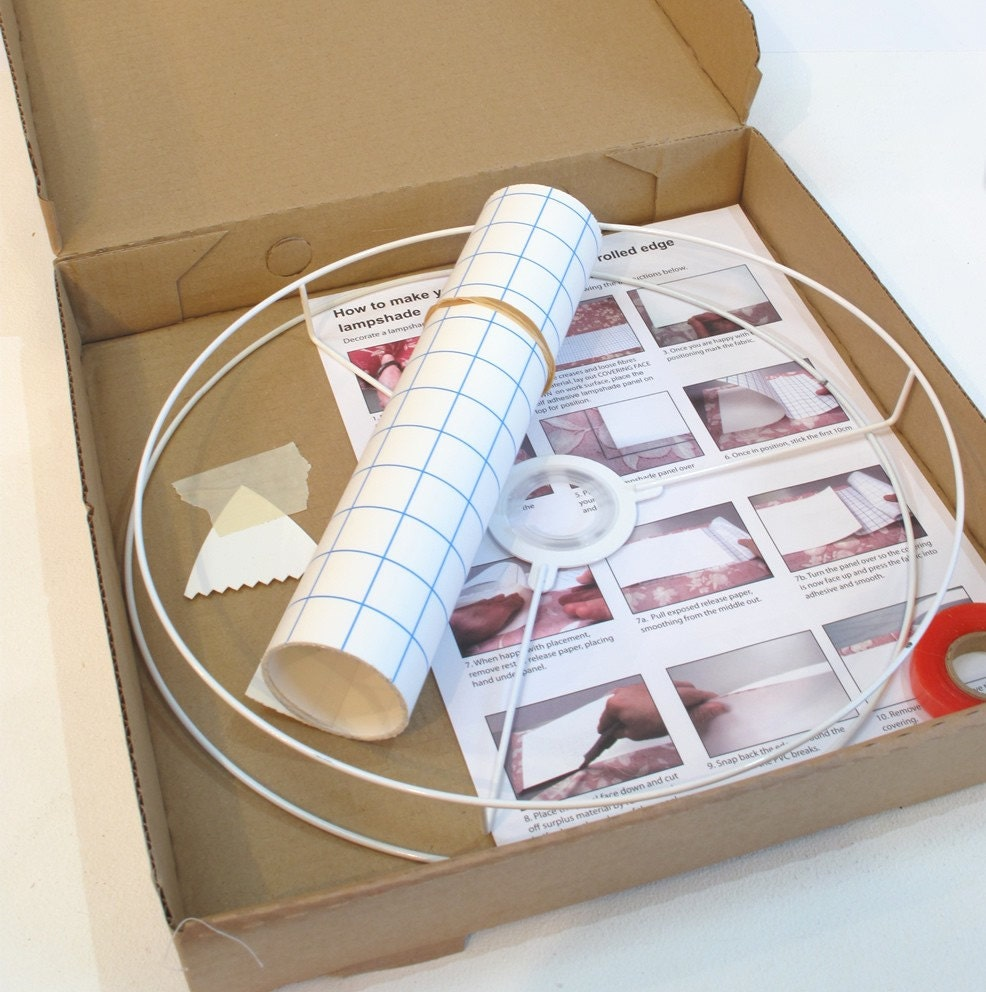 Lampshade Making Kit Make Your Own Lampshade