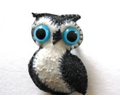 owl brooch no.2