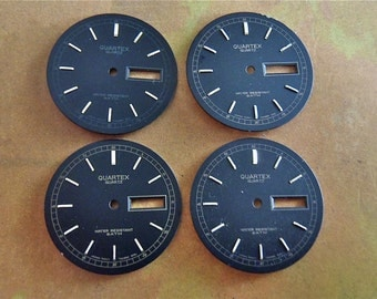 Vintage  Watch Faces - Steampunk - Round Watch Face - Scrapbooking P85