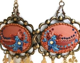 soft breeze - earrings