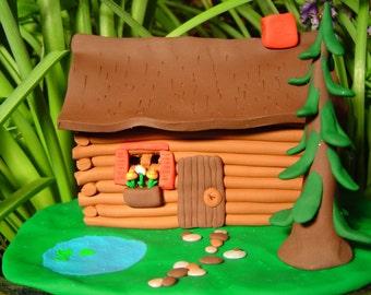 Fairy Cabin Getaway