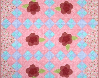 Custom Baby Quilt by Whimzie Quiltz, Creating the Quilt You've Always Wanted