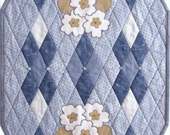Custom Wallhanging Quilt by Whimzie Quiltz, Creating The Quilt You've Always Wanted