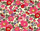 Betsy LIberty of London fabric Fat Quarter