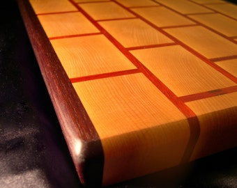 Bricklaid Maple Cutting Board