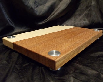 Maple and Jatoba Cutting Board