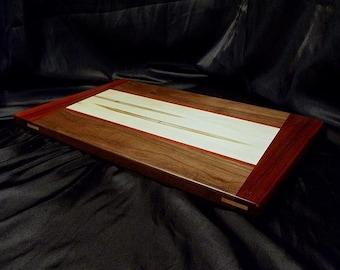 Large Ambrosia Maple Wood Cutting Board