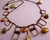 Sunset Stones Necklace