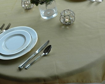 Crystal Organza Table Overlay 44 inches Square