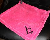 Microfleece 15 X 15 Blankie- Personalized Baby Shower Gift