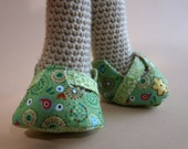 Lillian's classic mary janes- the pattern
