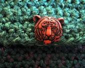 Green Tiger Cozy