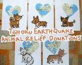 Japan Earthquake and Tsunami Animal Relief