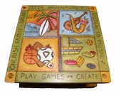 Keepsake box/ Custom Made/ God Box/ Memory box/ Treasure box