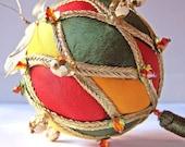 Decorative Ball - Harlequin