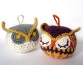 Rupert The Owl - Amigurumi Pattern