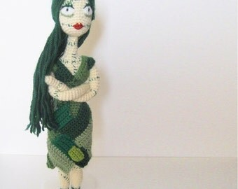 Patch Doll - Amigurumi Pattern