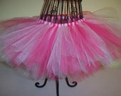 Pink Princess Toddler Ballerina Tutu - 4T