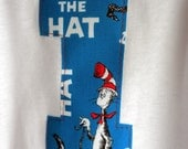 Dr. Seuss Cat in the Hat First through Sixth Birthday s/s Onesie or Shirt - NB - 24 months