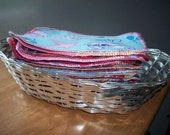 MamaBear Reusable Cloth Wipes (Unpaper) Set - Baker's Dozen