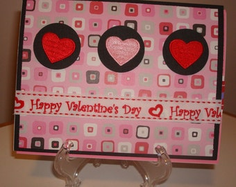 Handmade Valentines Day Card