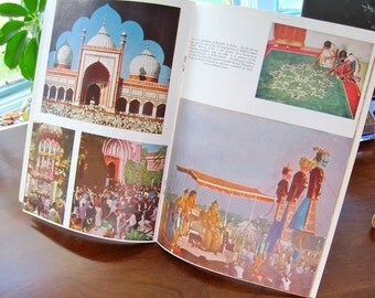 Festivals of India 1968 Indian Government Publication. Festivals.  South Asia. Hinduism. Islam. Christian. Sikhism. Jainism. Zoroastrianism