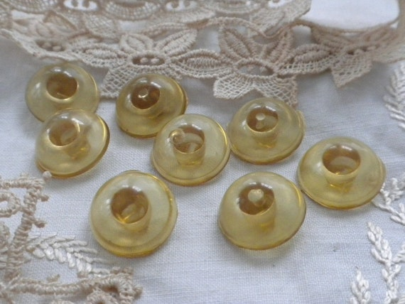 Vintage Dome Buttons for your jewelry making, sewing, quilting, altered art and mixed media projects