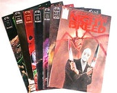 1990 NIGHT BREED Comic Books Volume 1 Set of 7 Clive Barker First Series