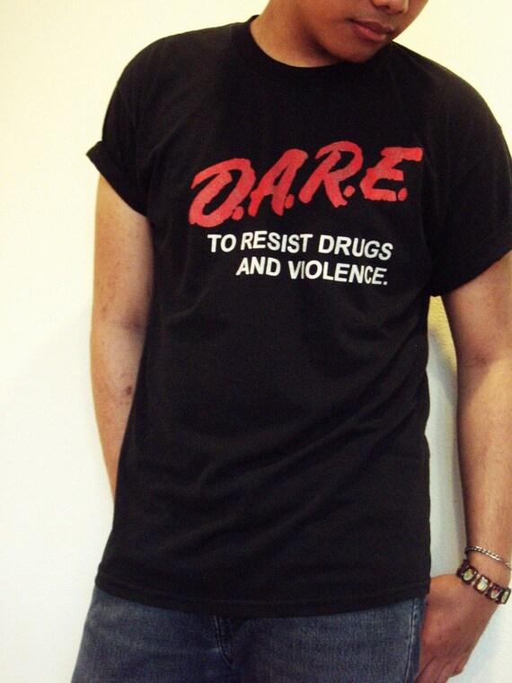 Vintage D.A.R.E T-Shirt.