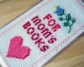 For Mom's Books Bookmark