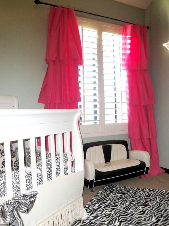 Window Curtains-Custom Curtains-Window Curtain Panels-Curtain-Window Treatments-Curtains Couture-BELLA STYLE-Full Size-1 Pair-Custom
