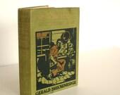 Vintage SALE Hardcover The Radio Boys Shabby Chic by LeeLeesCloset