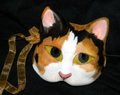 Calico Tortoiseshell Kitty Cat LARP Adult Size