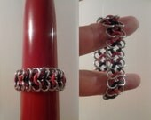 Stretchy Chainmaille Cock Ring