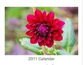 2011 Floral Desk Calendar