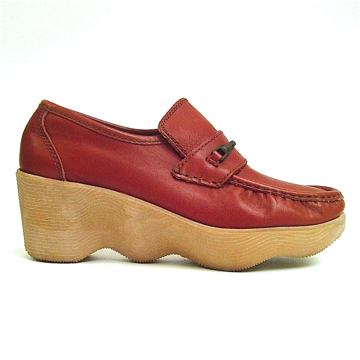 Vintage 70 S Famolare Shoes