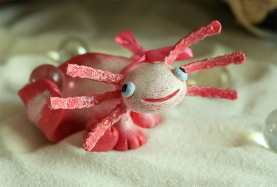 My Little Axolotl - Pink Sweetie