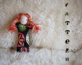Simple Waldorf Style Doll PDF pattern